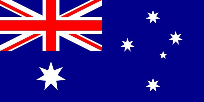 Australian Flag inspiringmompreneurs