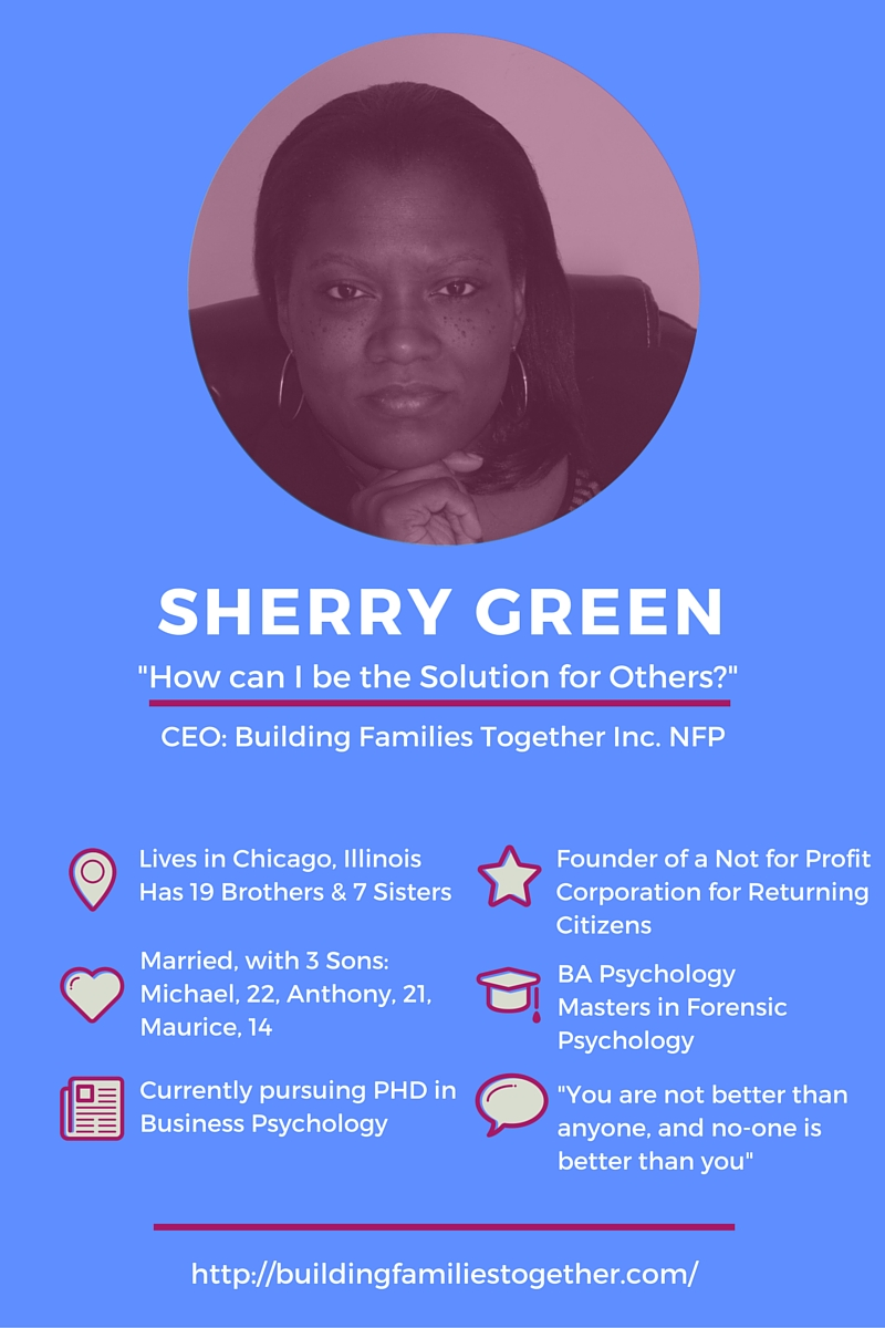 Sherry Green Building Families Together inspiringmompreneurs.com