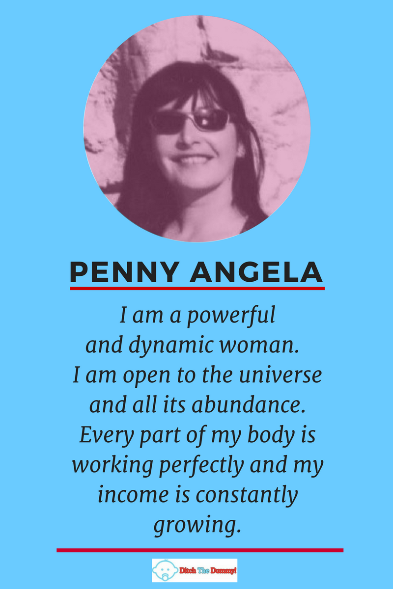 Affirmation Penny Angela