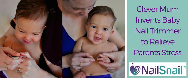 Best Way Trim Baby Nails inspiringmompreneurs.com