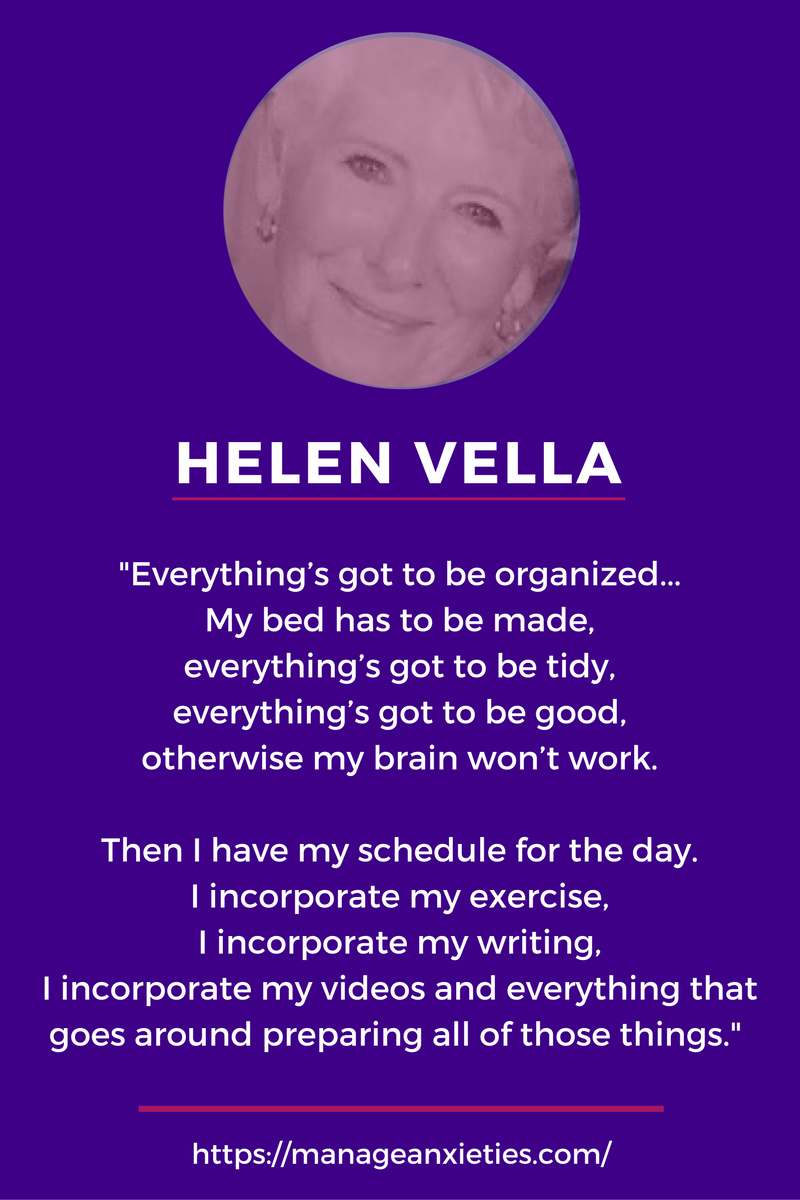 Daily Rituals Helen Vella inspiringmompreneurs.com