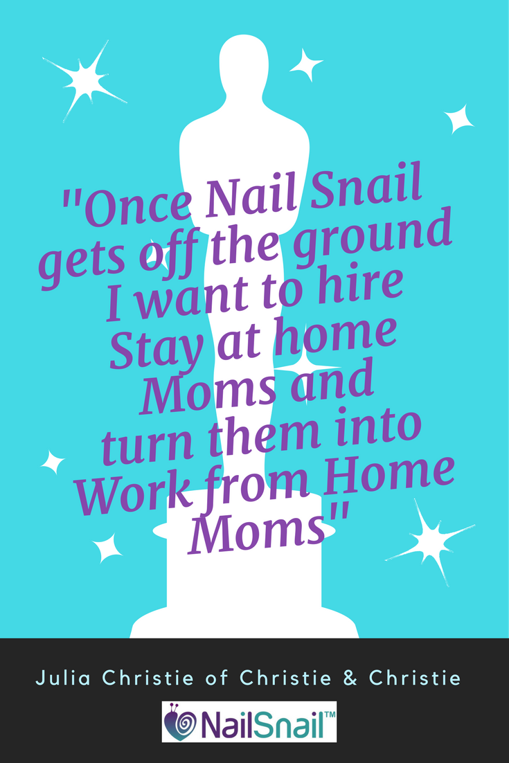 Julia Christie Vision for Nail Snail