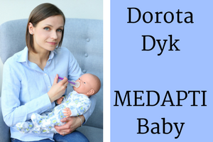 Dorota Dyk Medapti Baby