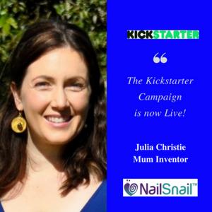 Kickstarter inspiringmompreneurs