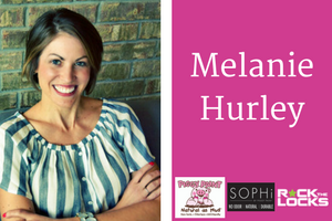 Interview with Melanie Hurley, Mom Inventor of Piggy Paint. Click to see all our Featured Mom Inventors.