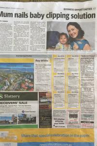 NailSnail CourierMail Brisbane