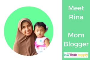 Meet Rina livingwithlowmilksupply