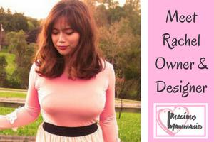 Meet Rachel Precious Mammaries