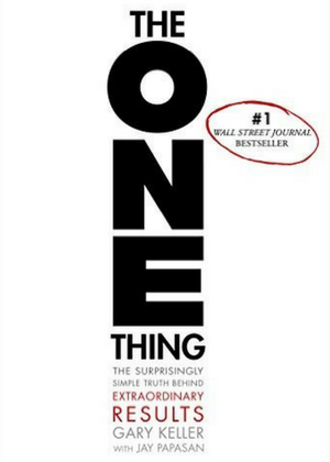 THE ONE THING on Amazon