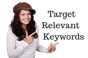 Day 21 Target Relevant Keywords - Focus on Topical Content