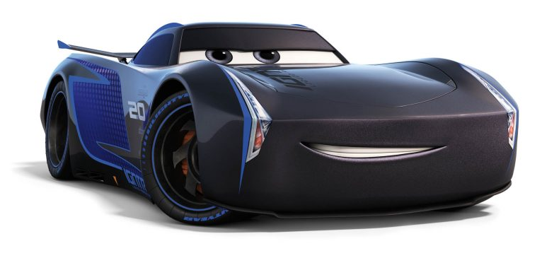 Introducing our son's new hero - Jackson Storm - Cars 3