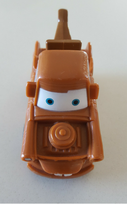 Disney Pixar Mater Diecast Car