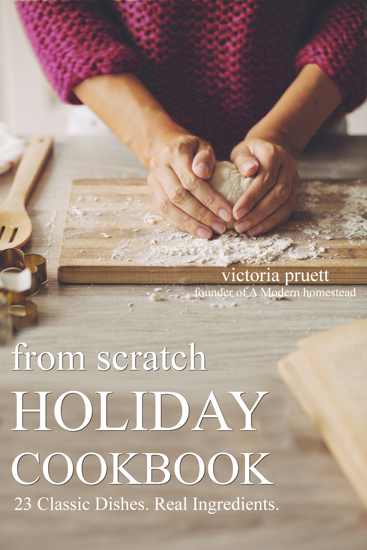 From Scratch Holiday Cookboom