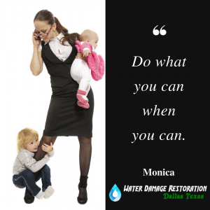 Guest Post by Monica of Water Damage Restoration Dallas Texas