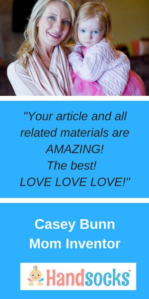 Inspiring Mompreneurs Testimonial Casey Bunn