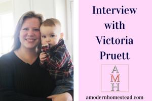 Victoria Pruett Interview