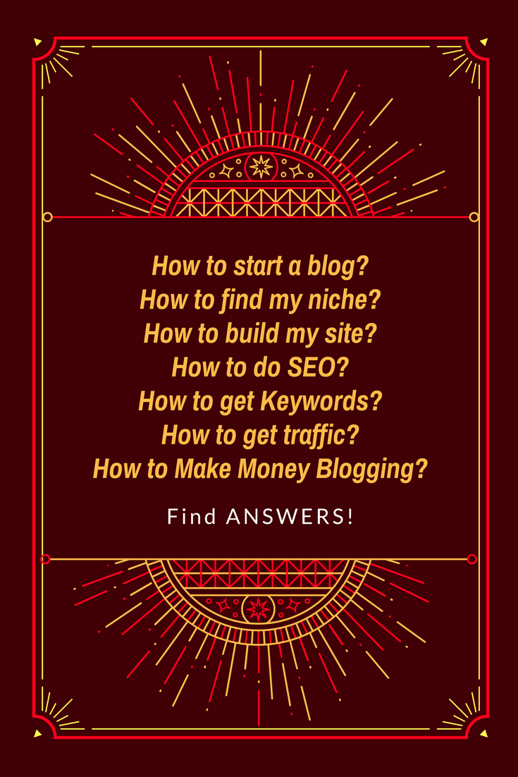 Just decided to start blogging? Have you got more questions than answers? Here's where to get help. Guidance. Training. Support. Inspiration. | bloggingtips | bloggingtraining | makemoneyblogging | onlinebusiness | howtowealthyaffiliate |