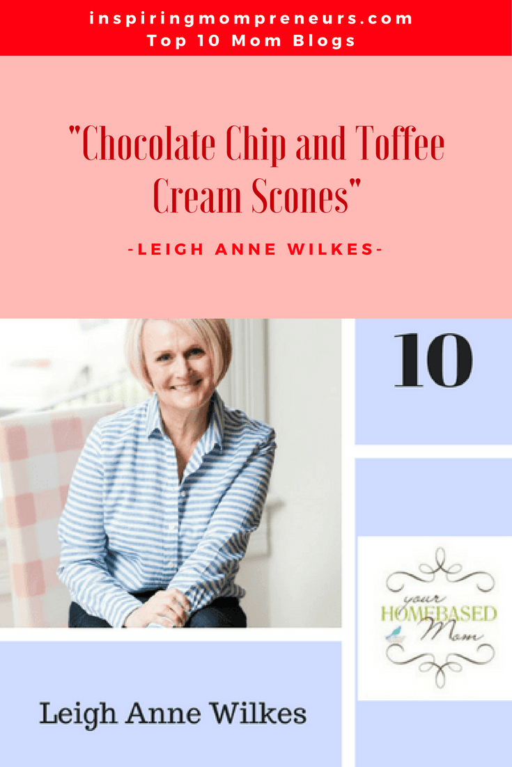 Ranked No. 10 on our List of Top Mom Blogs is YOUR HOMEBASED MOM by Leigh Anne Wilkes | TopMomBlogs | Top10MomBlogs | TopMomBloggers | MomBloggers