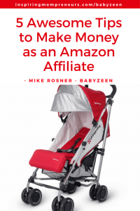 Wish I'd read these 5 Tips when I first became an Amazon Affiliate. | makemoneyblogging | amazonaffiliate | Affiliatemarketing |