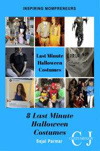 Halloween is nearly here. Here's some ideas you can throw together at the last minute. | Halloweencostumes | Lastminutehalloweencostumes |