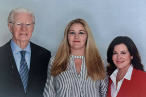 Bob Proctor, Jackie Carroll and Sandy Gallagher