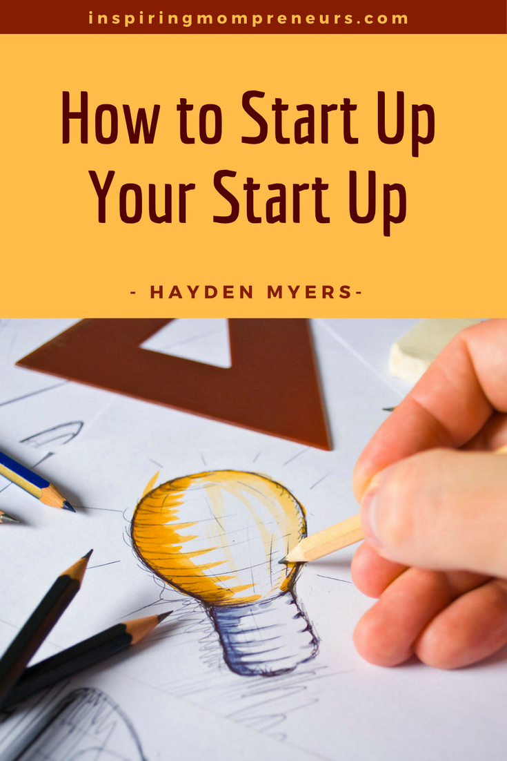 Thinking of starting your own small business? Read this first. Fabulous guest post by Hayden Myers. | startupbusinessadvice | howtostartupasmallbusiness | entrepreneurism |