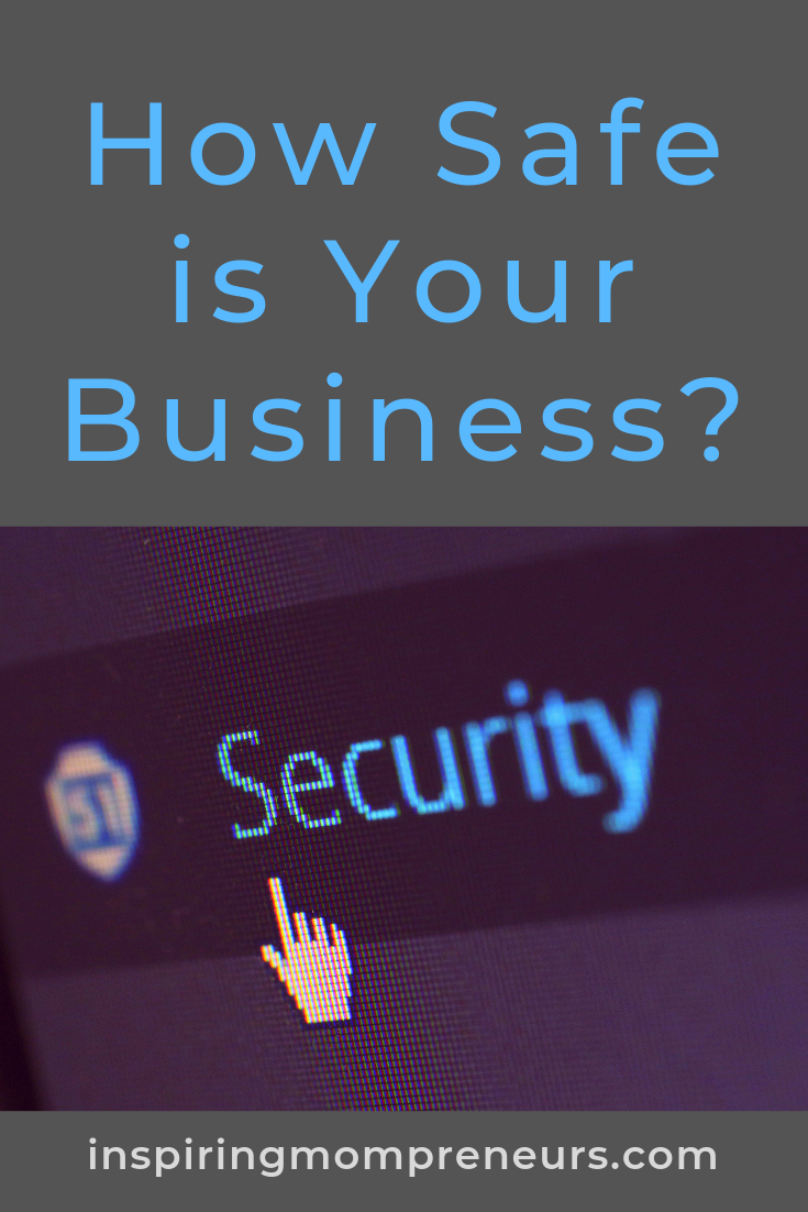How Safe is Your Business really?   This post is an eye opener. #HowSafeisYourBusiness #SmallBusinessSafetyPolicies