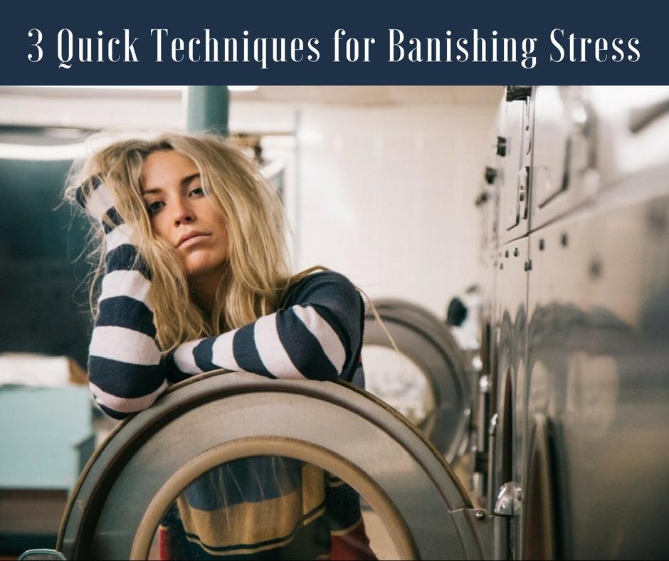 How to Relieve Stress Fast inspiringmompreneurs.com