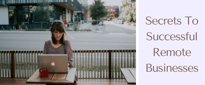 How to Run a Business Remotely inspiringmompreneurs.com