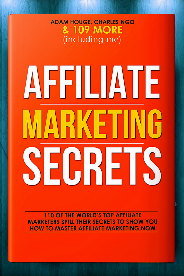 So honoured and excited to be featured in this ebook alongside some of my Affiliate Marketing Mentors.  Get it NOW. Free for a Limited Time. #affiliatemarketingsecrets #topaffiliatemarketers