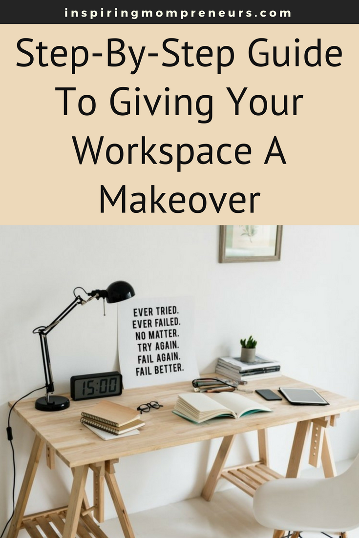 Is your office looking uninspiring? Here's how to give it a makeover. Guest Post by Tom Jennings. #businessofficemakeoverideas