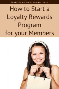 Ever thought about setting up a loyalty rewards program for your members? Here's where to start. #howtostartaloyaltyrewardsprogram