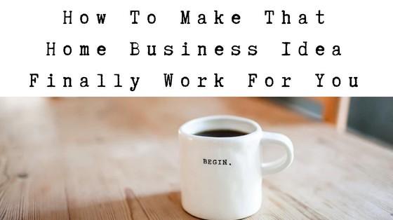#HowtoStartaHomeBusiness inspiringmompreneurs.com