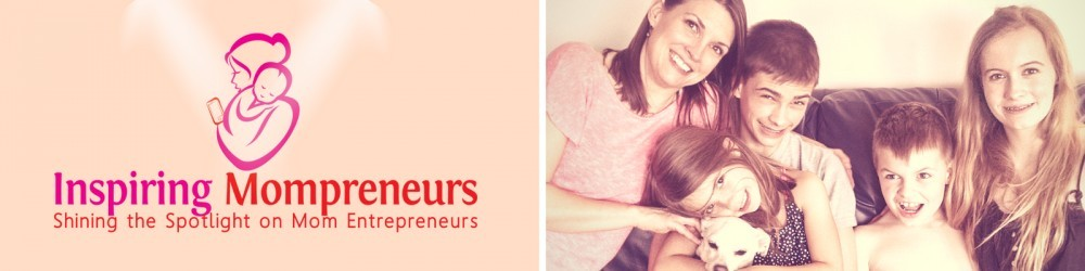 Jenn of Positive Parenting Specialized on InspiringMompreneurs