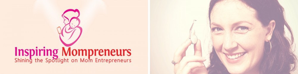 Julia Christie, Mum Inventor, The Nail Snail on InspiringMompreneurs