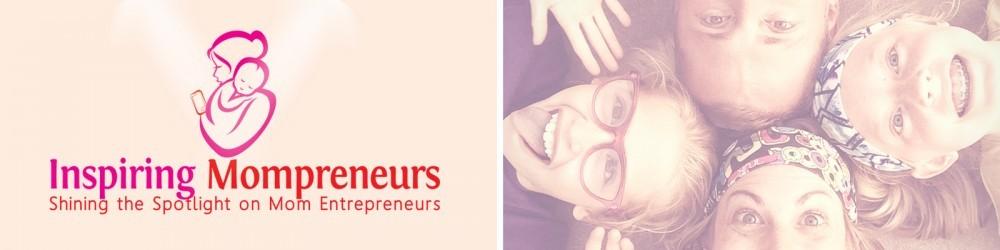Melanie Hurley, Mom Inventor, Piggy Paint on InspiringMompreneurs