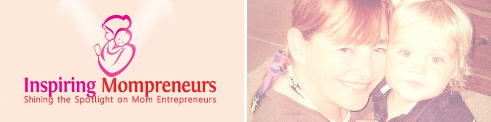 Penny Angela, Mom Inventor, Ditch the Dummy on InspiringMompreneurs
