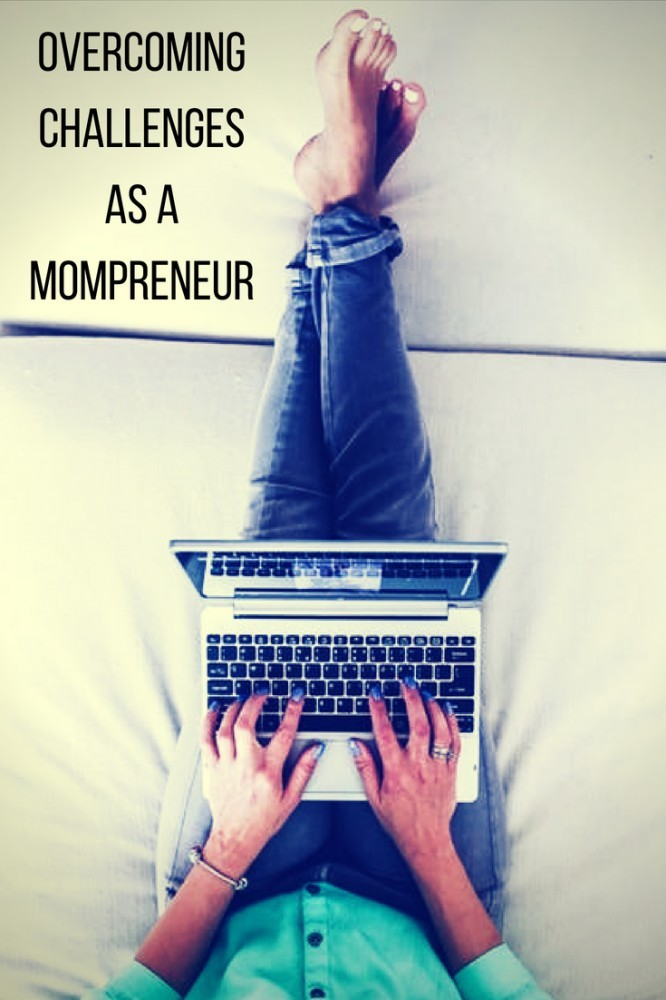 Overwhelmed?  Is being both Mom and Entrepreneur a struggle?  Take a deep breath. And head over to inspiringmompreneurs.com #challengesasamompreneur #overcomingchallenges