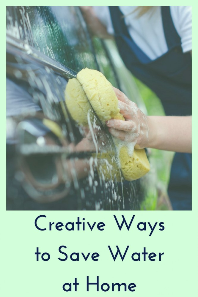 When you're in the worst drought in recorded history, you start learning creative ways to conserve water at home. Drastic times call for drastic measures. Read more at inspiringmompreneurs.com #howtoconservewaterathome