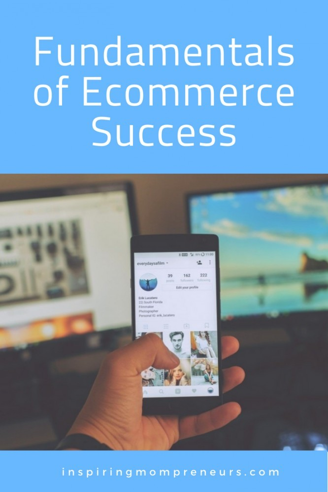 How much do you buy online? And do you have your own online store?  Here's a fabulous contributed post about the factors that will make your eCommerce website a success.  #ecommercesuccessfactors