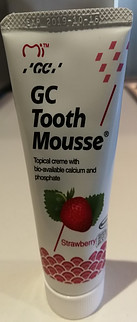 Get GC Tooth Mousse on Amazon