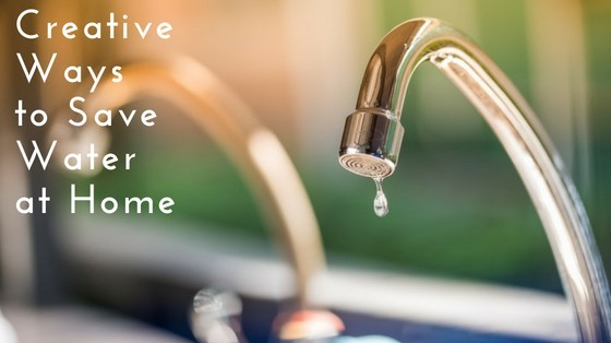 How to Conserve Water at Home #inspiringmompreneurs.com