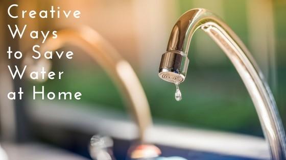 How to Conserve Water at Home #inspiringmompreneurs.com