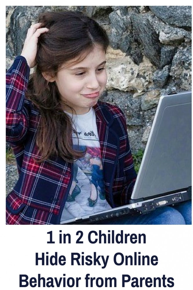 Are your children safe on the internet? Are you sure?  Because these stats are scary. Read more at inspiringmompreneurs.com #keepyourchildsafeinternet