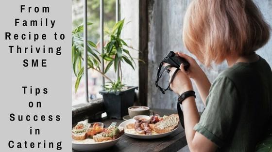 Starting a Catering Business inspiringmompreneurs.com