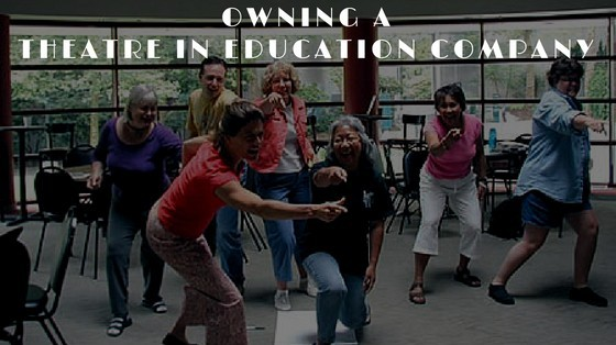 Owning a Theatre in Education Company inspiringmompreneurs.com