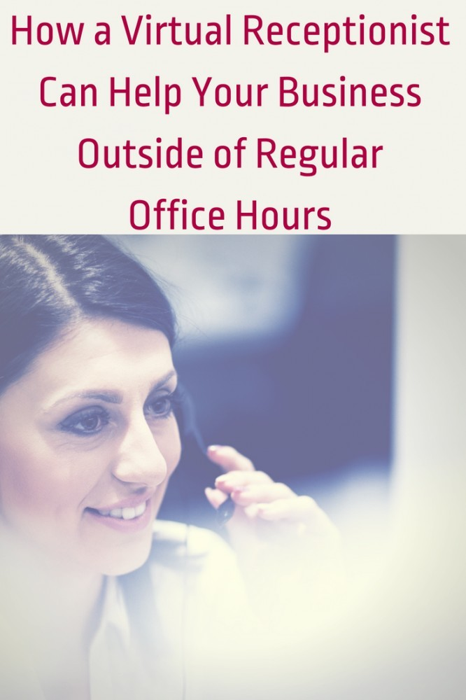 Ever Thought of Hiring a Virtual Receptionist? Or becoming one? Here's How a Virtual Receptionist Can Help your Business. Post Published in Partnership with Mediabuzzer. #virtualreceptionist