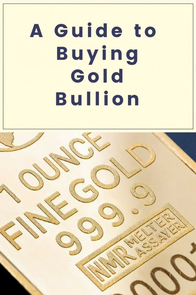 Have you ever thought of investing in Gold? Here's a Handy Guide to Buying Gold Bullion. #buyinggoldbullion