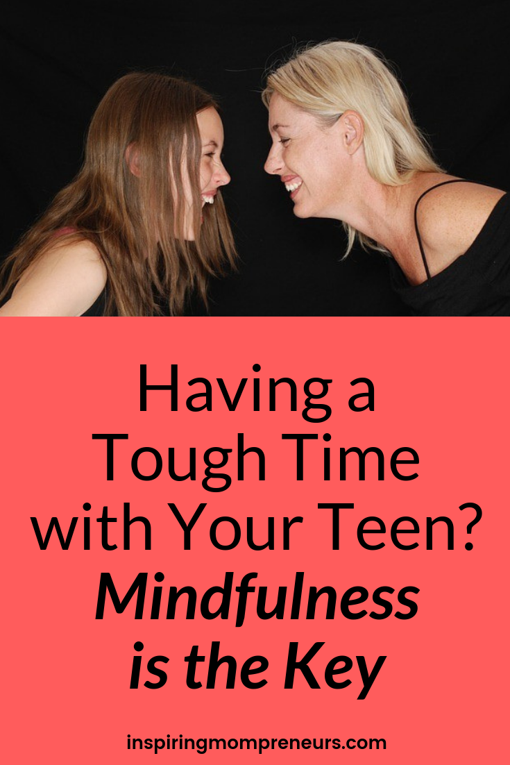 Do you have a teenager in your home who's giving you a tough time?  Clara Masters has a beautiful answer to your parenting concerns in this Expert Guest Post #HowtoParentaTeenager #MindfulParenting