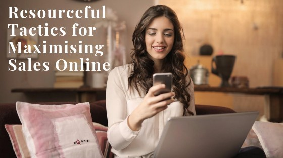 How to Boost Sales Online inspiringmompreneurs.com